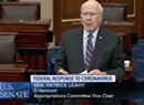 Leahy Negotiates $8.3 Billion Proposal to Combat Coronavirus