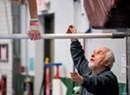 Esteemed Coach Helps Green Mountain Gymnasts Stick Their Landings