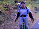 Blame Bernie Sanders: Man to Ride Unicycle from Vermont to D.C.