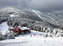 Vermont Ski Towns Are Bustling Even Though Chair Lifts Are Closed