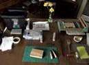An NVU Art Prof Teaches Printmaking Without a Printer
