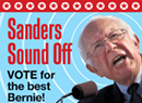 Contest: Sanders Sound Off