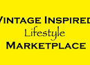 Vintage Inspired Lifestyle Marketplace