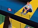 No, Canada: A Closed Border Strains Vermonters' Personal, Economic Bonds