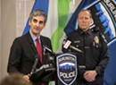 After Public Urging, Weinberger Proposes Police Budget Cuts