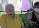 Stuck in Vermont: Bristol Car Parade Celebrates Bill James' 109th Birthday