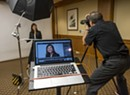 First Impressions: Photographer Offers Free Headshots for Job Seekers