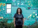 An Artist Stakes Her Claim to a Wall Covered by a Controversial Mural