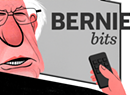 Bernie Bits: In Manhattan, Sanders Takes On Wall Street — and Clinton