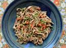 Home on the Range: Five Spice Café Sesame Peanut Noodles