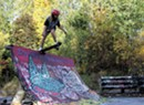 Bureaucracy, Construction Threaten a Beloved Burlington Skate Spot