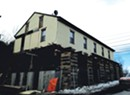 WTF: Why Is That House by the Winooski Bridge Jacked Up?