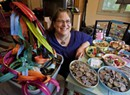 For Stacie: Artists Rally to Support the Zipper Lady