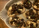 Home on the Range: Mushrooms on Toast