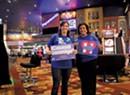 Inside a Las Vegas Casino Caucus