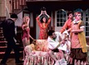 Theater Review: <i>Noises Off!</i>, UVM Department of Theatre
