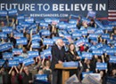 Vermont Crowd Cheers on Sanders On Night of Mixed Primary Results