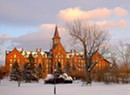 College Students Return to Vermont Amid Soaring COVID-19 Case Counts