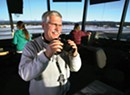Ground Crew: Meet Ronald Bazman, Air Traffic Manager