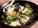 Farmers Market Kitchen: Flexitarian Baked Ham and Eggs