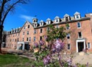 Stuck in Vermont: Founders Hall on Saint Michael's Campus Is Selectively Dismantled