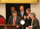 Leaders Say Farewell as Vermont Legislature Adjourns