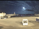 Holy Fireball! BTV Camera Captures Meteor Early Tuesday