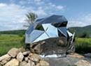 Monkton's Gordon Sculpture Park Frames Artworks in Nature