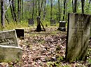 WTF: What's the Story With the Hidden Cemetery in Waterbury?
