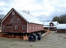Restoring the Lareau Farm Barn — for Art