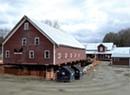 Restoring the Lareau Farm Barn — for Art