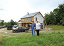 A Hinesburg Couple Builds a House on the Site Where One of Them Nearly Died in a Plane Crash