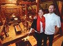 Common Man Team Launches Dinner Series