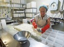 Westfield Farmstead Cheese Pioneer Lazy Lady Powers On