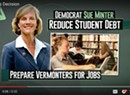 Democratic Governors Association Backs Minter in First Vermont Ad
