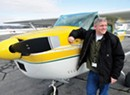Shumlin Using State Plane to Commute from Putney
