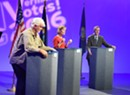 Accusations Fly Between Minter, Scott in Gubernatorial Debate