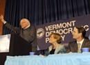 Sanders Fires Up Montpelier Crowd for Vermont Democrats