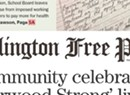 Media Note: <i>Burlington Free Press</i> Lays Off Four Staffers