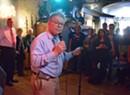 Al Franken Stumps in Burlington for Vermont Democrats