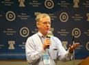 Howard Dean to Seek Democratic National Committee Chairmanship