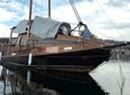 What's That Weird Sailboat in Burlington Harbor?