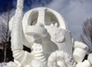 Team Vermont Snow Sculptors to Defend Championship
