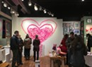 Frog Hollow Craft Gallery Builds a Wall of Love