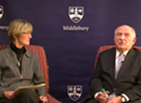 'Mob' Attacks Middlebury Prof and Controversial Speaker Charles Murray