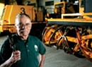 Ground Crew: Meet Heavy Equipment Operator and Carpenter, Gerry Carey