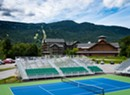 Stowe Scores Major Tennis Tourney, Teaser for U.S. Open