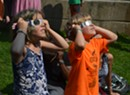 Eyes on the Skies: Vermonters Get a Glimpse of the Solar Eclipse