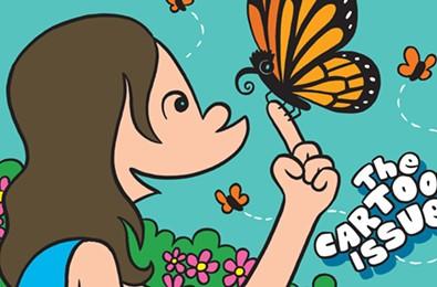 The Cartoon Issue — 2019