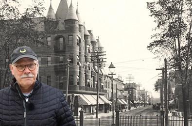 Stuck in Vermont: Bob Blanchard Shares His Love of Burlington History Online